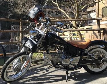 ホンダ50cc原付アメリカン「ジャズ」のカスタムバイクやおすすめカスタムパーツを紹介!