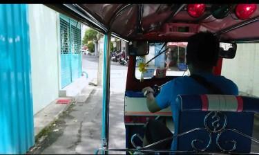 タイ旅行でトゥクトゥクを極限まで楽しむ!ちょっと危険な裏側体験レポート!