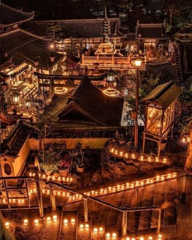 奈良県生駒の宝山寺と周辺のおすすめランチ&グルメスポット。