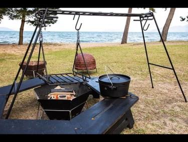 マイアミ浜オートキャンプ場を本音レビュー!設備や施設をブログで紹介!周辺の温泉情報も!