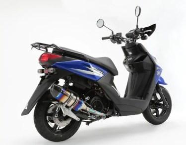 ヤマハBW'S125(ビーウィズ)の人気おすすめマフラー10選と排気音まとめ!