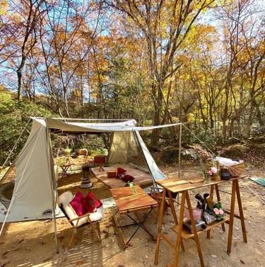 自然の森ファミリーオートキャンプ場を本音レポート!設備や施設をブログで紹介!周辺の温泉情報も!