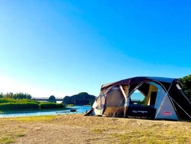 てんきてんき丹後のオートキャンプ場を本音レビュー!設備や施設をブログで紹介!周辺の温泉情報も!
