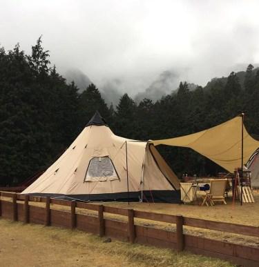 キャンプリゾート森のひとときはどんな場所?設備や施設をブログで紹介!