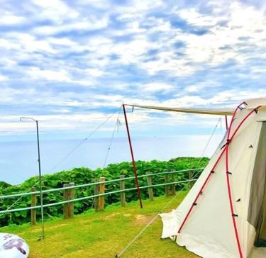 和島オートキャンプ場はどんな場所?設備や施設をブログで紹介!周辺の温泉情報も!