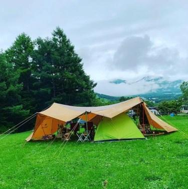 菅平高原ファミリーオートキャンプ場を本音レビュー!設備や施設をブログで紹介!周辺の温泉情報も!