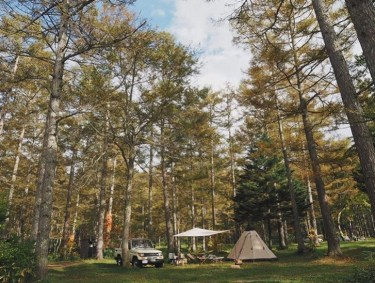 戸隠イースタンキャンプ場を本音レビュー!設備や施設をブログで紹介!周辺の温泉情報も!
