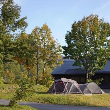 雨飾高原キャンプ場を本音レビュー!設備や施設をブログで紹介!周辺の温泉情報も!