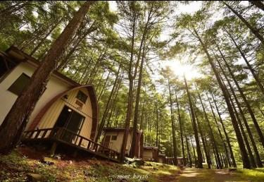 桜清水コテージはどんなキャンプ場?設備や施設をブログで紹介!周辺の温泉情報も!