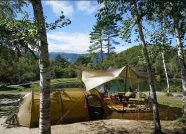 高ソメキャンプ場はどんな場所?設備や施設をブログで紹介!周辺の温泉情報も!