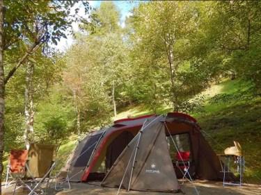 赤倉の森オートキャンプ場はどんな場所?設備や施設をブログで紹介!周辺の温泉情報も!
