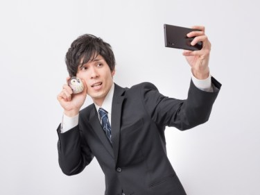 男性におすすめ!人気の自撮りカメラ&激盛れ編集アプリを紹介!