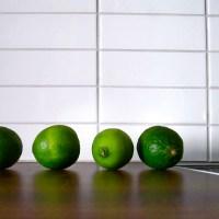 Lime curd eli limetahna