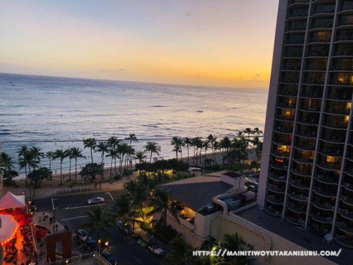 ハワイ旅行はホテルめぐりも楽しみの1つ