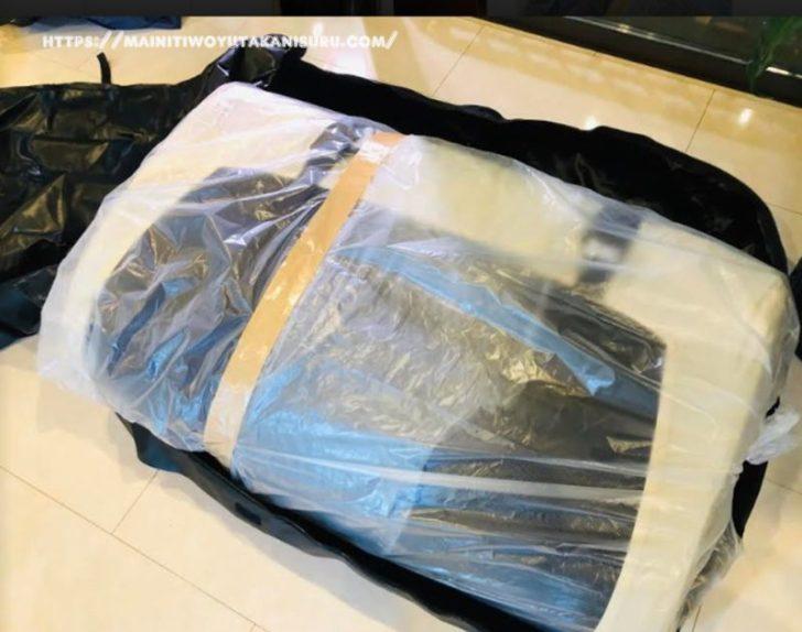新型ハスラー(MR52S)で車中泊・オートキャンプするときの荷物をまとめてみた