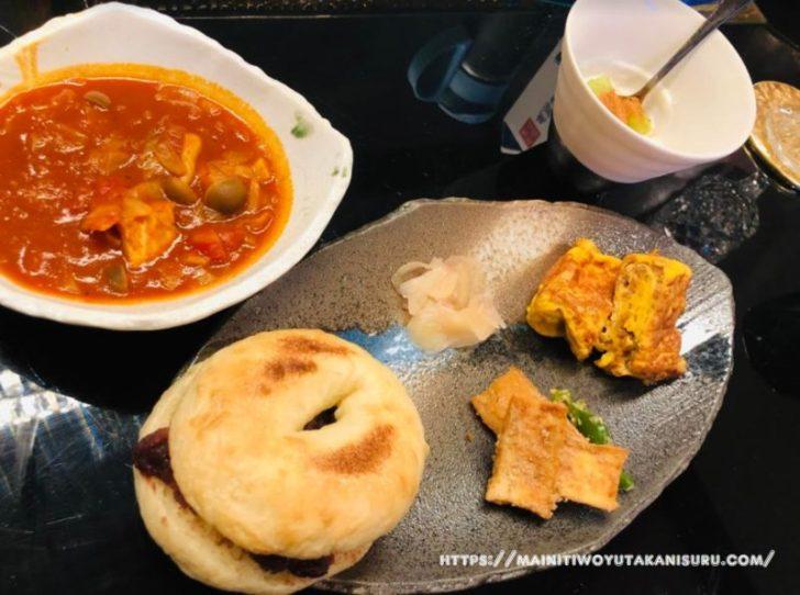【注文住宅日記2020/8/24】先週の朝食・お弁当・夕食の献立