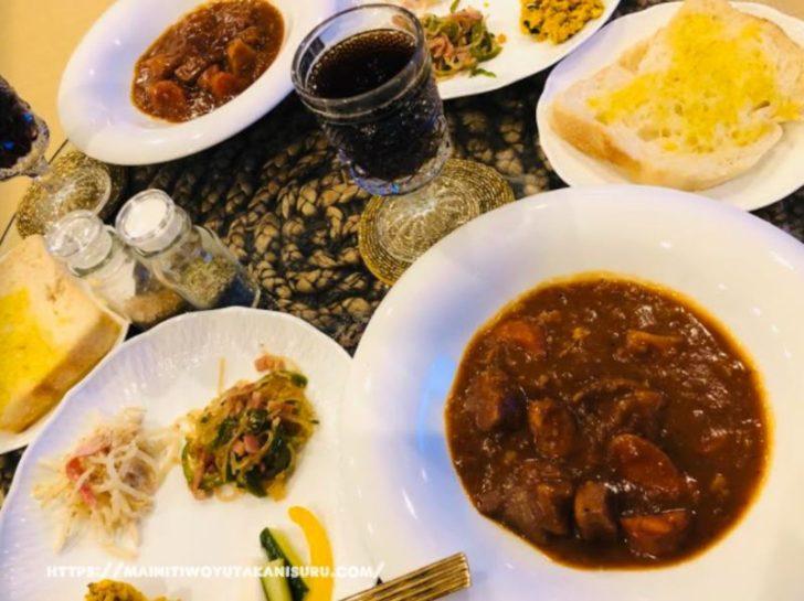 【注文住宅日記2020/10/26】先週の朝食・お弁当・夕食の献立(プレートご飯)