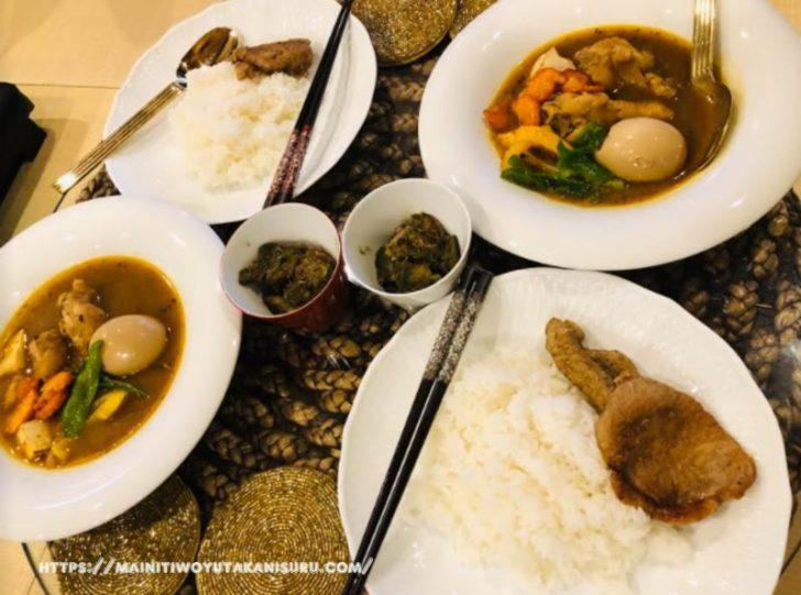 【注文住宅日記2020/11/4】先週の朝食・お弁当・夕食の献立(プレートご飯)