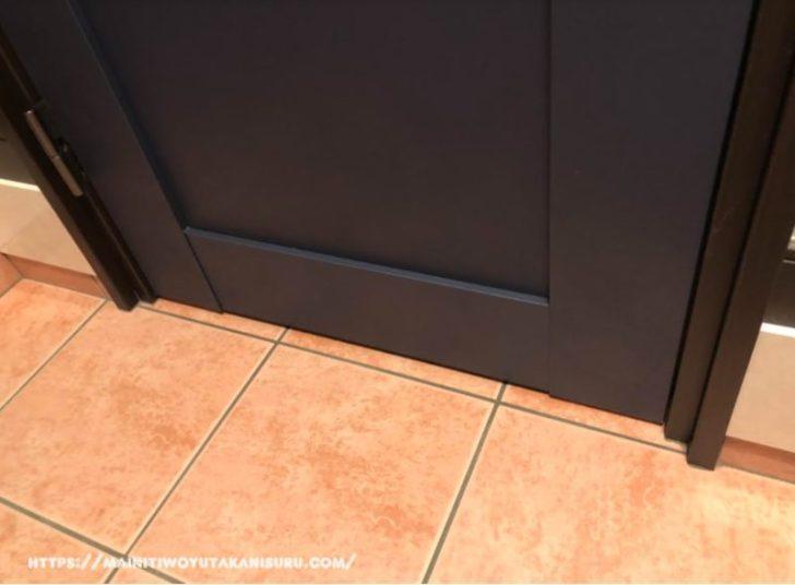 【注文住宅日記2020/11/4】インナーガレージのドア・・・濡れるんですけど