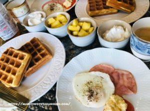 【注文住宅日記2021/2/15】先週の朝食・お弁当・夕食の献立(スイーツあまり)