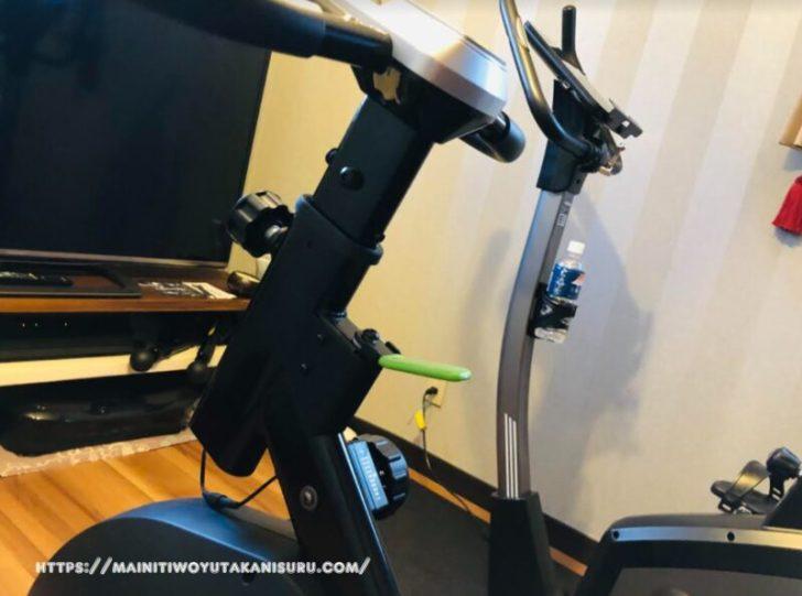 【レビュー】スピンバイクとフィットネスバイク(エアロバイク)を乗り比べて感じたこと