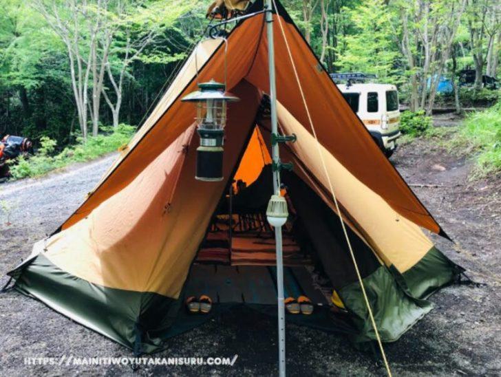 【キャンプ初心者夫婦のキャンプギア購入記⑮】コット下の収納ボックス