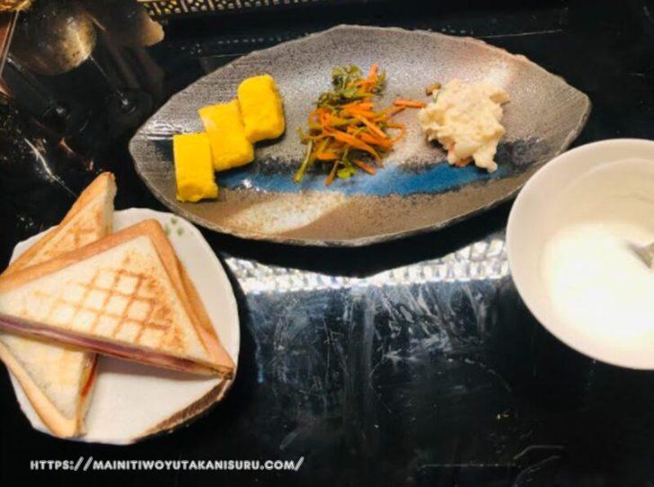 【注文住宅日記2021/5/31】先週の朝食・お弁当・夕食の献立