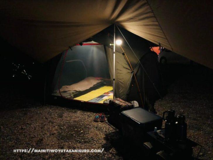 キャンプのマナーやルール、一般的なモラルは意識しましょうよ・・・