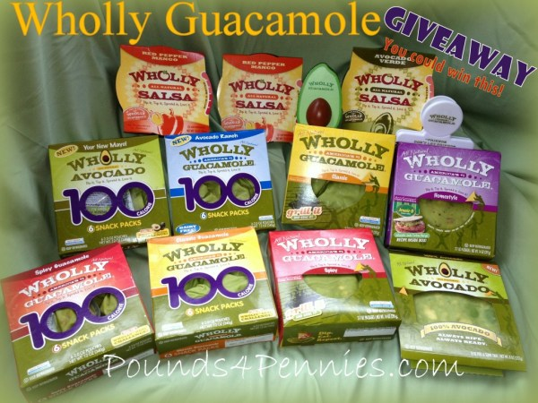 Wholly Guacamole Prize Package