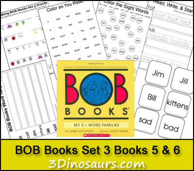 BOB Books for learning