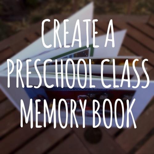 Create a memory Book