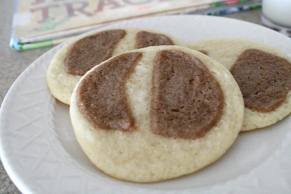 Moose Tracks Cookies-Baking with Kids