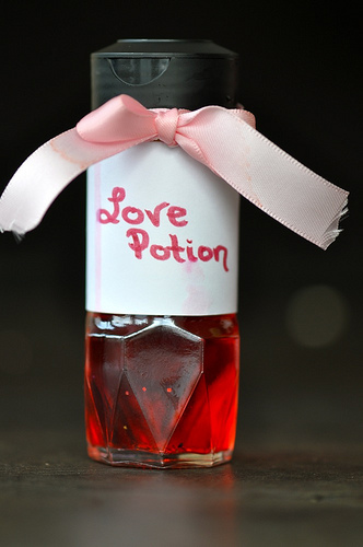 Valentine's Day Love Potion
