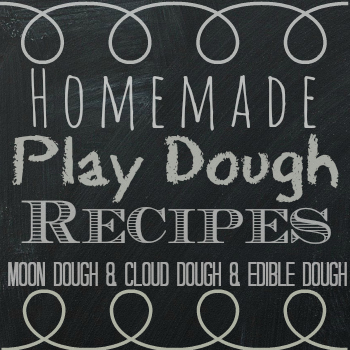 Homemade Play Dough Recipe. Moon Dough, Cloud Dough & Edible Dough - Pounds4Pennies