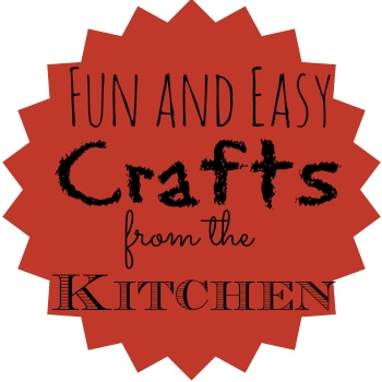 The Best List of Fun and Easy Crafts to Make with Kitchen Ingredients.