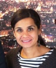 Andrea Yesilada, Incoming students Administrator