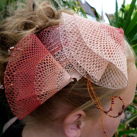 Fascinator Lacemaking Pattern