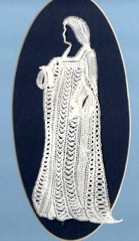 Juliet - Lace making pattern