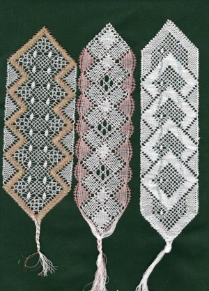 Bookmark pack 4 - Extra Wide