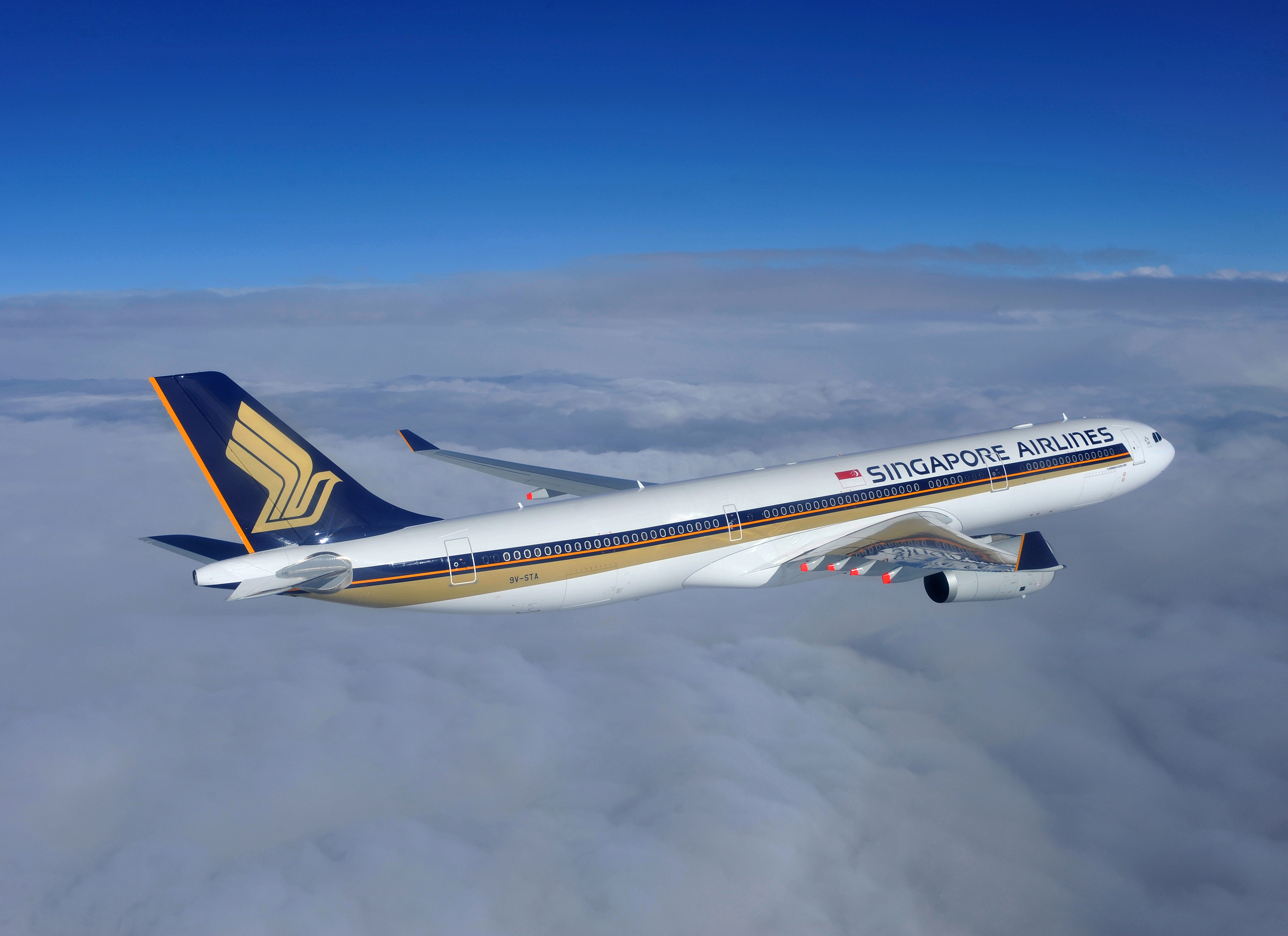 SIA Fleet: Airbus A330-300 – Mainly Miles