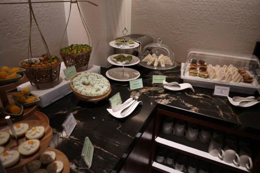 Dessert selection (Photo: MainlyMiles)