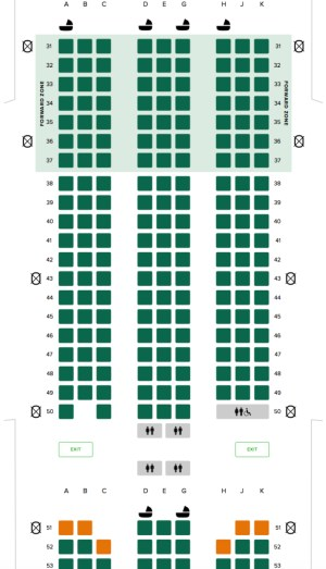 Paid seat selection is here for Singapore Airlines and SilkAir ...