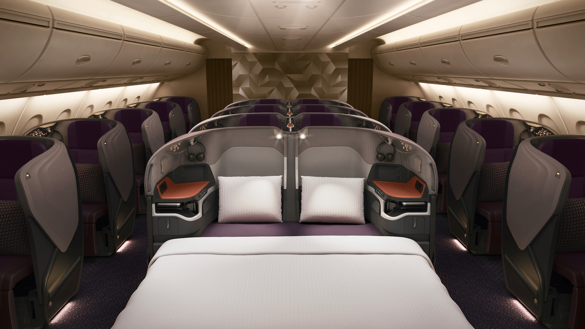 Shanghai and Zurich next to get the new Singapore Airlines ...