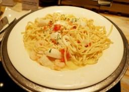 Seafood pasta (Photo: MainlyMiles)