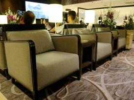 Armchair Seating (Photo: MainlyMiles)