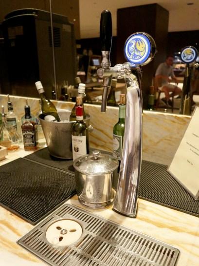 Draft Tiger beer (Photo: MainlyMiles)
