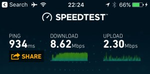 WiFiSpeed