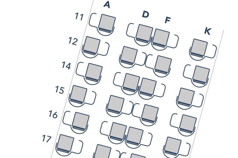 78J seats