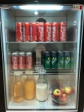 Soft drinks fridge (Photo: MainlyMiles)