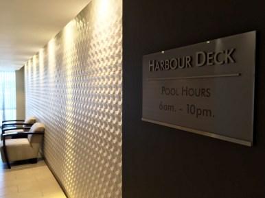 Harbour Deck. (Photo: MainlyMiles)